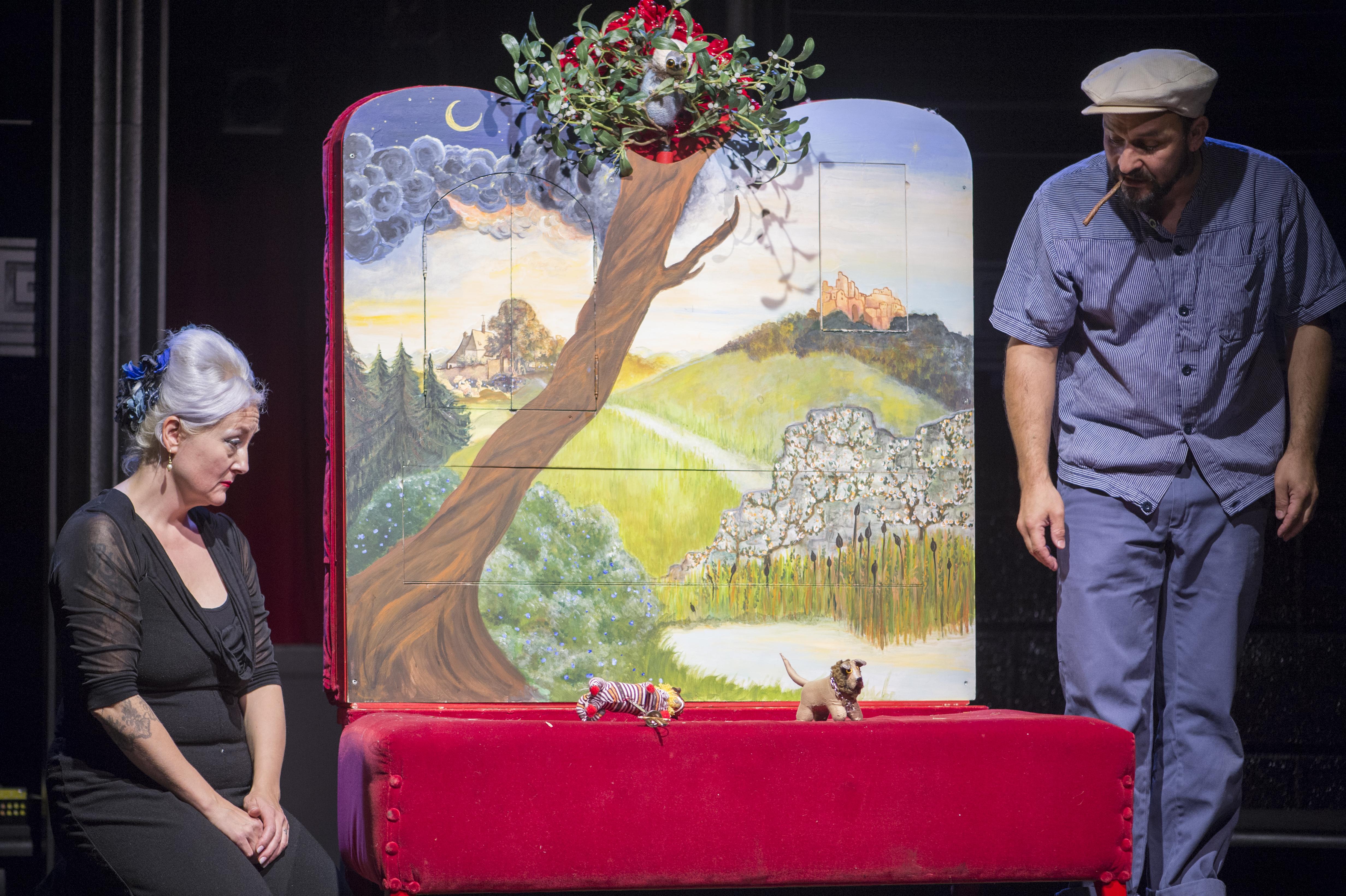 Minitheater Hannibal Romeo und Julia auf dem Bauernhof © Marc Kollmuss