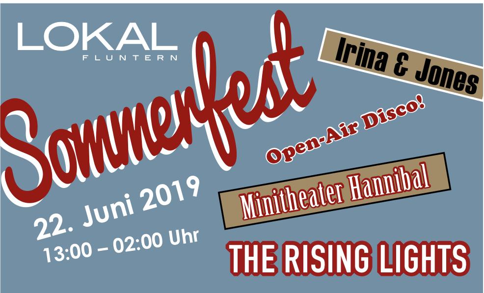 LOKAL Sommerfest
