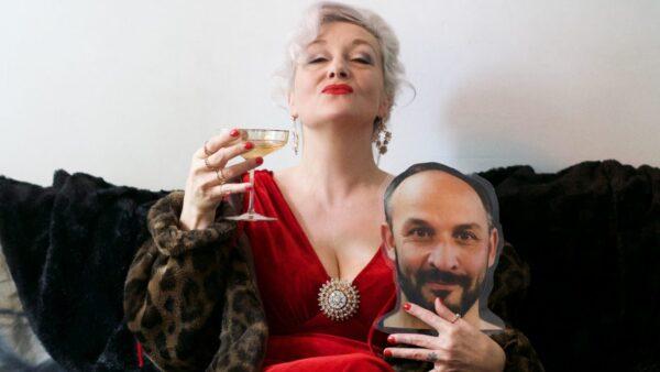 SILVESTERDINNER MIT MRS. MILLERS & MR. LAVALAVA (aka Andrea Fischer Schulthess & Adrian Schulthess, Minitheater Hannibal adults)
